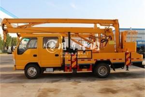 五十铃12米折臂式高空作业车报价17.8万