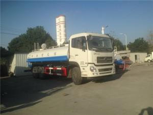 东风天龙18吨洒水车价格