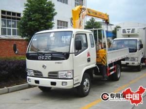 东风多利卡2吨随车吊价格12.8万
