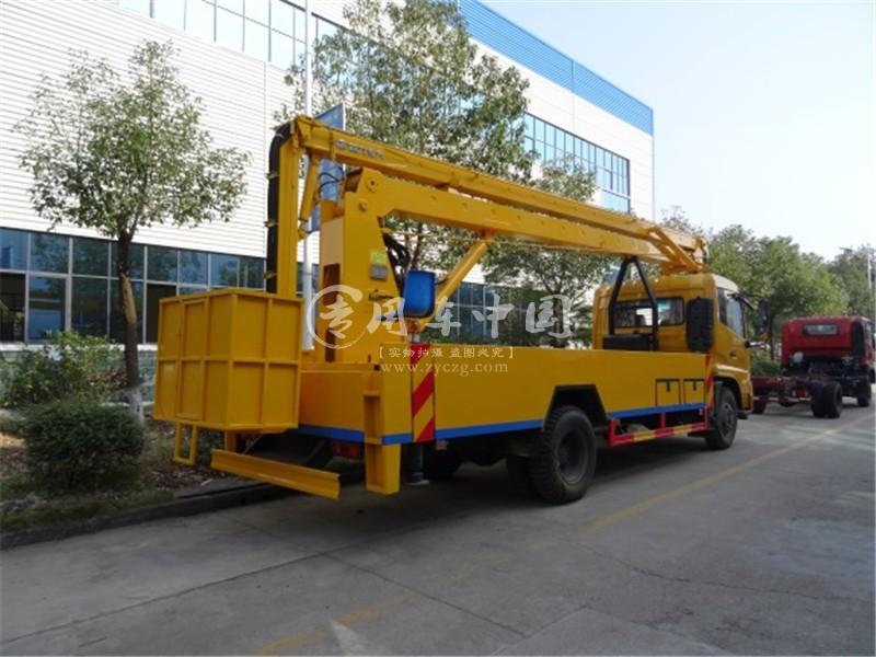 天锦22米高空作业车