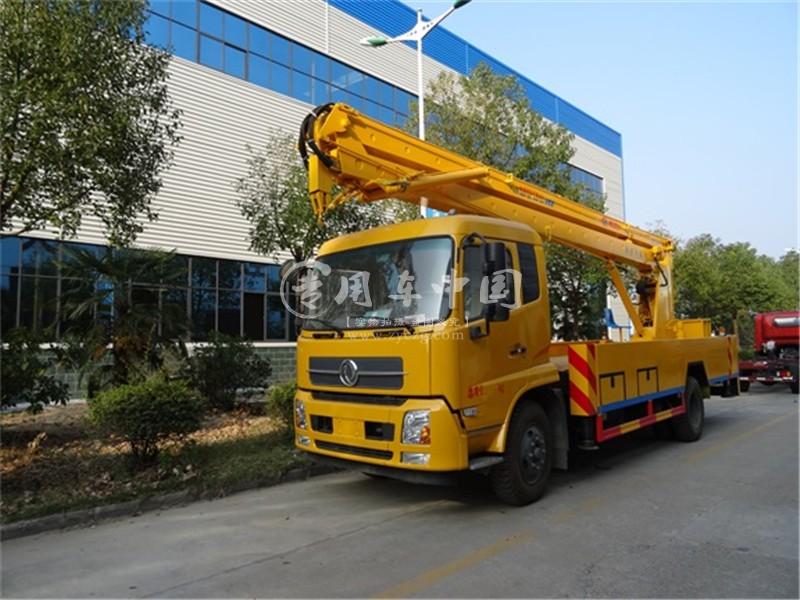 天锦20米高空作业车