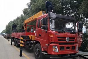 12吨东风随车吊报价31.6万