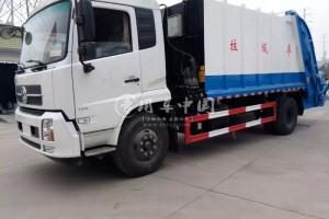东风天锦10方压缩式垃圾车价格¥23.4万