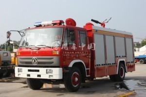 东风153型6.5方泡沫消防车价格¥31.8万
