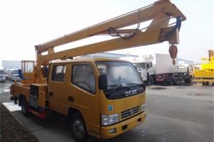 东风福瑞卡12米高空作业车价格¥17.2万