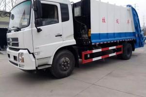 12方东风压缩式垃圾车价格¥26.5万