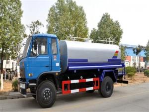 145型8方绿化洒水车