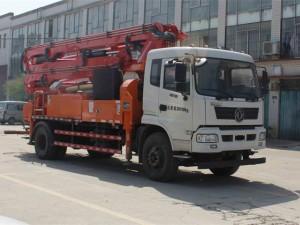 东风神宇30米混凝土泵车