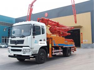 东风28米混泥土泵车