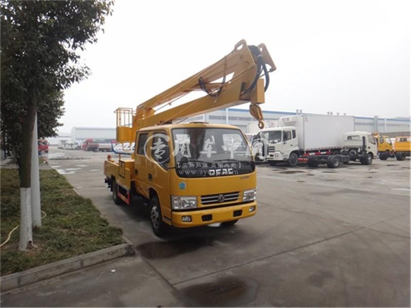 凯普特12米高空作业车