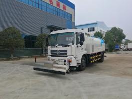 东风天锦10方路面清洗车