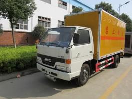 江铃3吨爆破器材运输车
