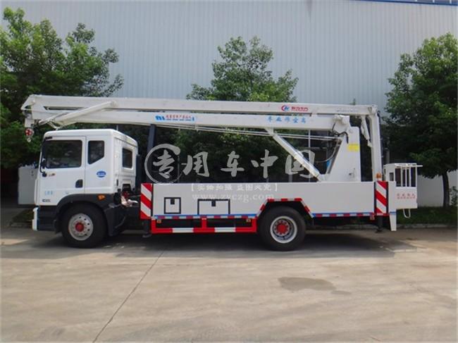 东风D9型22米折臂式高空作业车