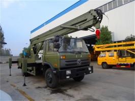 东风153型22米高空作业车