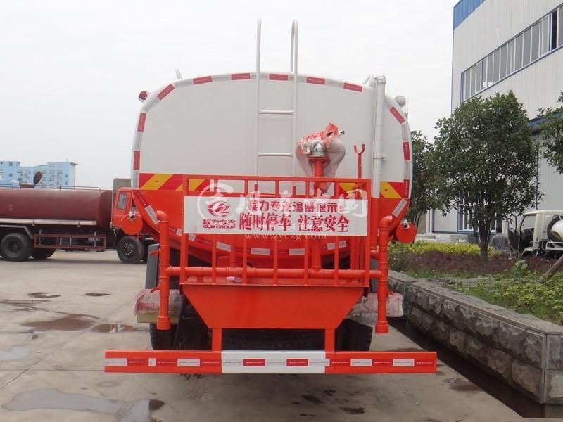 东风后双桥14方压缩式垃圾车