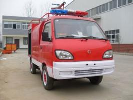 长安1吨水罐消防车 (3)