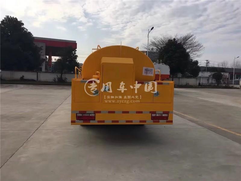 东风福瑞卡4方高压清洗车