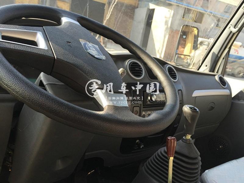 江淮5方小区吸污车
