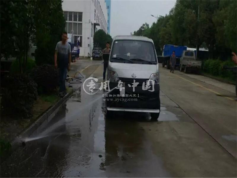 长安人行道高压清洗车