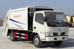 东风5方压缩式垃圾车价格¥14.5万