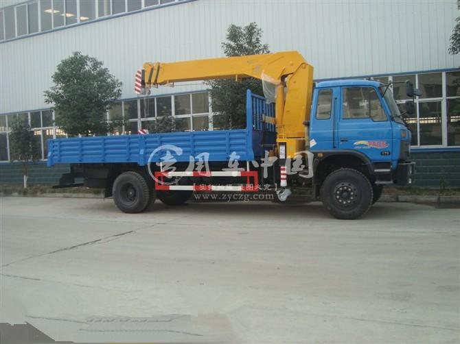 东风6.3吨随车