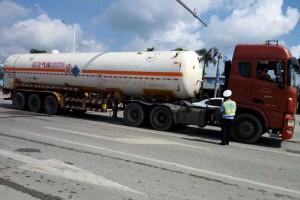 滨州市7月前清理取缔危化品运输本质挂靠经营车辆