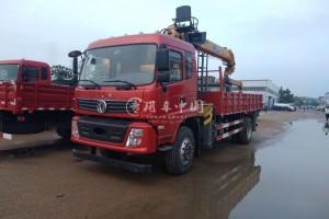 东风8吨随车起重运输车价格¥28.5万