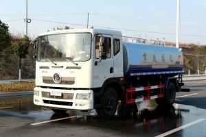最新东风创普15吨洒水车厂家直销