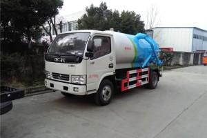 程力东风小多利卡吸污车厂家直大促销