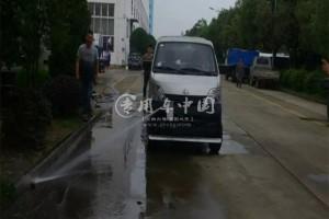 程力市政小型高压清洗车厂家供应
