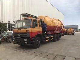 16吨高压清洗车