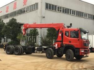 东风16吨随车吊