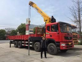 东风16吨徐工随车吊