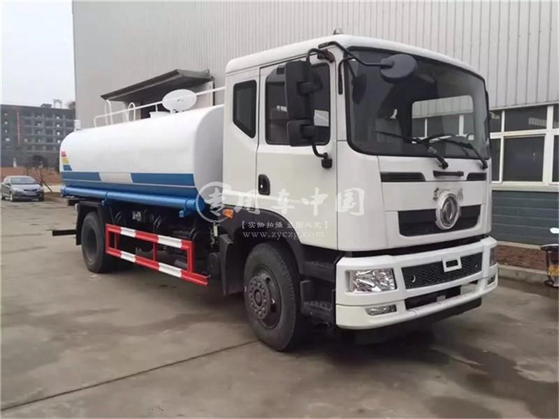 东风15吨绿洒水车