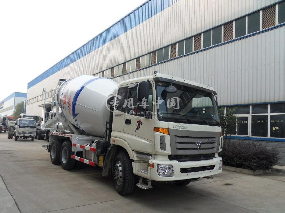 中和福田欧曼15方水泥罐车