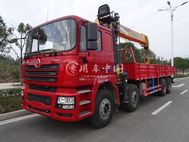 陕汽前四后八16吨徐工随车吊价格表¥54.1-62.2万