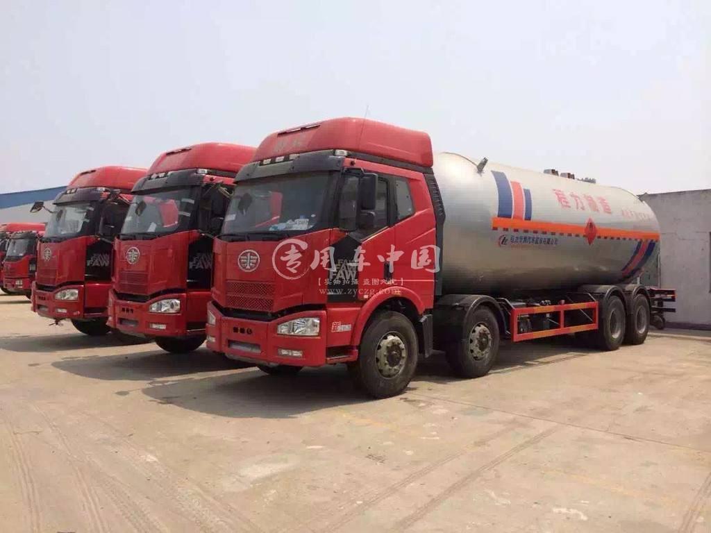 液化气罐车使用年限是多久