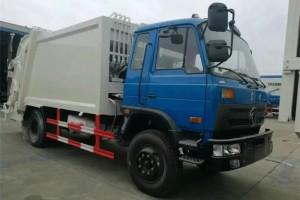 厂家直销东风153 12方环卫雨燕垃圾车