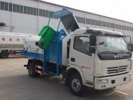 6方挂桶垃圾车