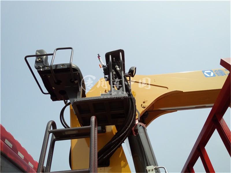 解放18吨随车吊