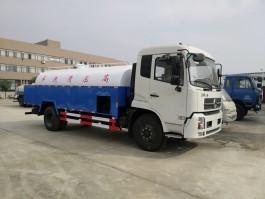 东风天锦8方高压清洗车