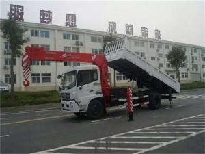 东风6.3吨徐工随车吊