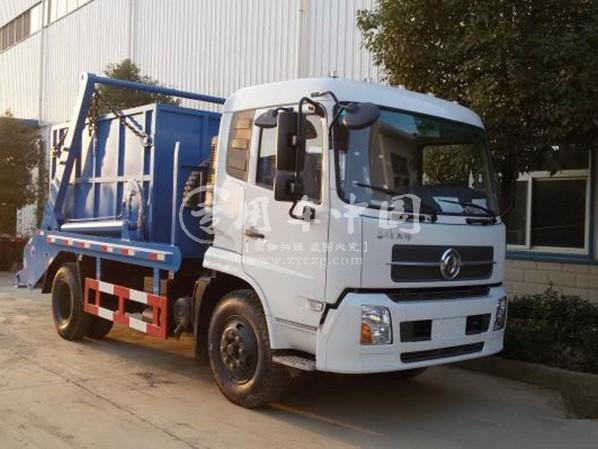 东风专底12方摆臂式垃圾车价格表¥12.8-17.9万