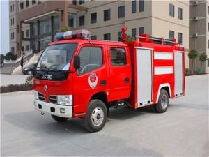 东风2吨消防车