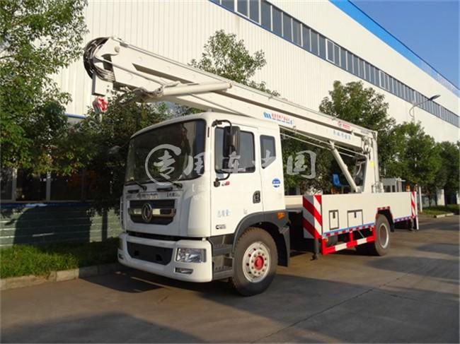 多利卡20米高空作业车