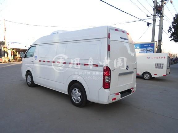 福田G7面包冷藏车