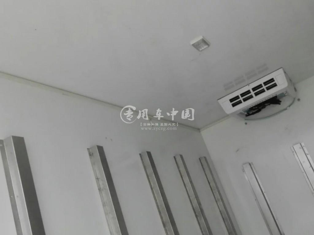 江淮帅铃4米冷藏车