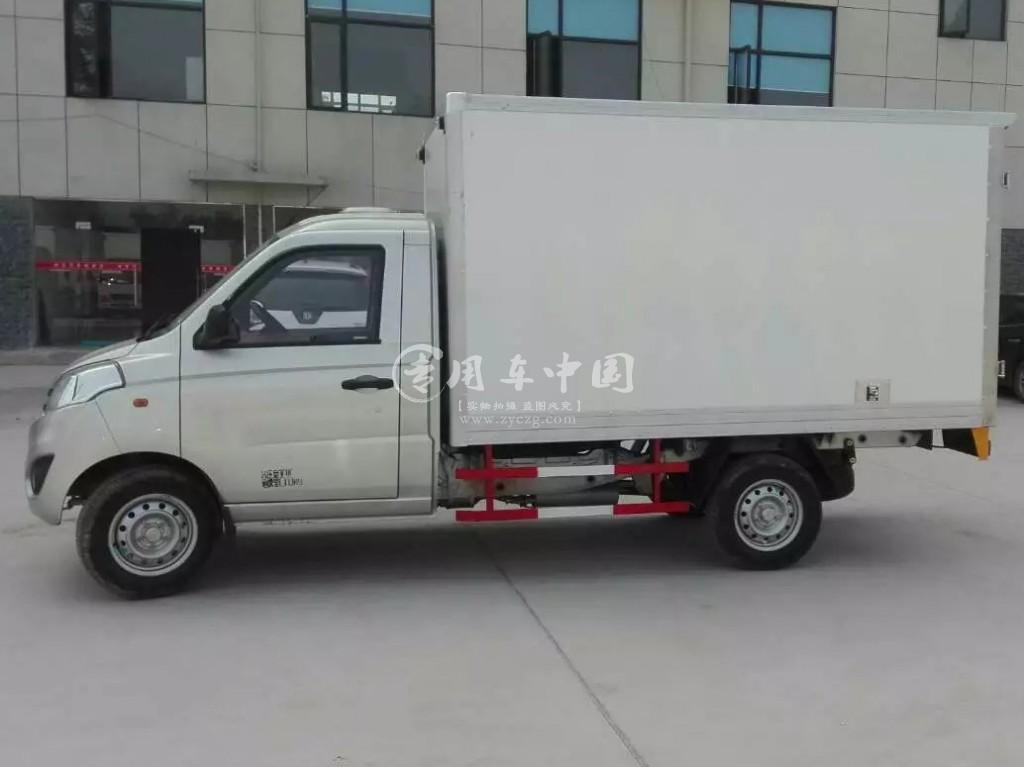 福田伽途面包冷藏车