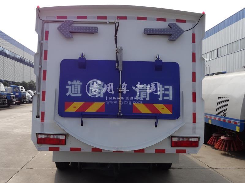 东风D9型扫路车