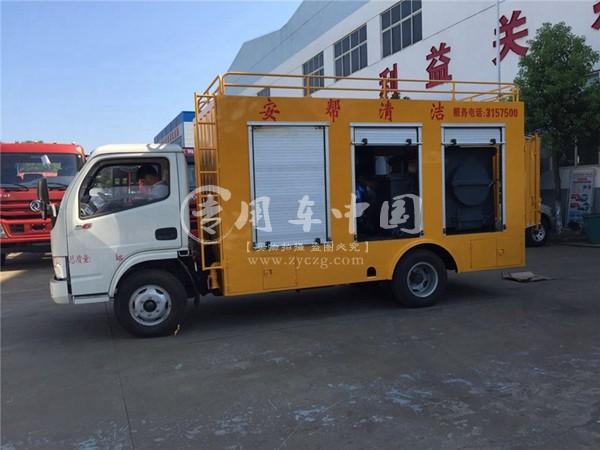江淮污水处理车